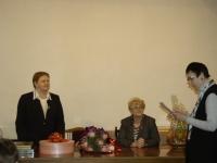 Поздравляем с юбилеем Запрягаеву Людмилу Петровну