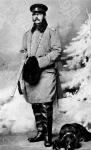 Портрет императора Александр II. Санкт-Петербург. Российская империя. Фотограф Г. Деньер. РГАКФД.