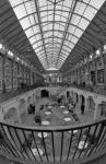 Внутренний вид торгового центра Нью Ковент-Гарден. Великобритания, г. Лондон. 1974 г. Фотограф В. Кошевой.