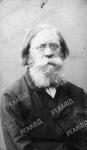 П.Л. Лавров, философ, публицист, революционер (портрет). Российская Империя. [1870 – 1879 гг.]