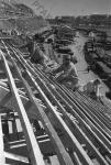 Работа по восстановлению портовых сооружений Севастополя в освобожденном городе. г. Севастополь, 1944 г. РГАКФД. Арх. № 0-104490.