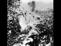 Император Николай II на отдыхе. Российская империя. 1900-е. Фотограф не установлен. РГАКФД.